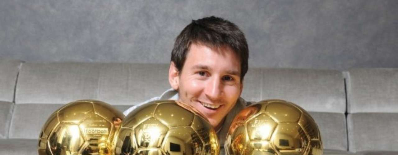 However, the next record he could beat will be in January when he can become the first player ever to win 4 Golden Balls. It is not a goal scoring record but his election would be a consequence of the goals he scored this year.