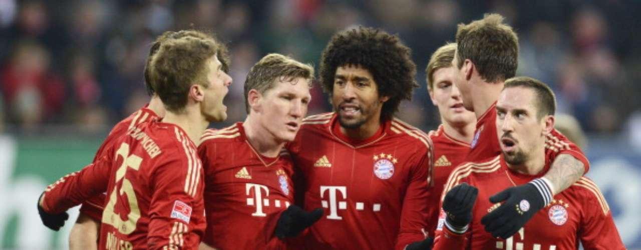 Viernes 14 de diciembre - Bayern Munich recibe al Borussia Monchengladbach en duelo de la jornada 17 en la Bundesliga