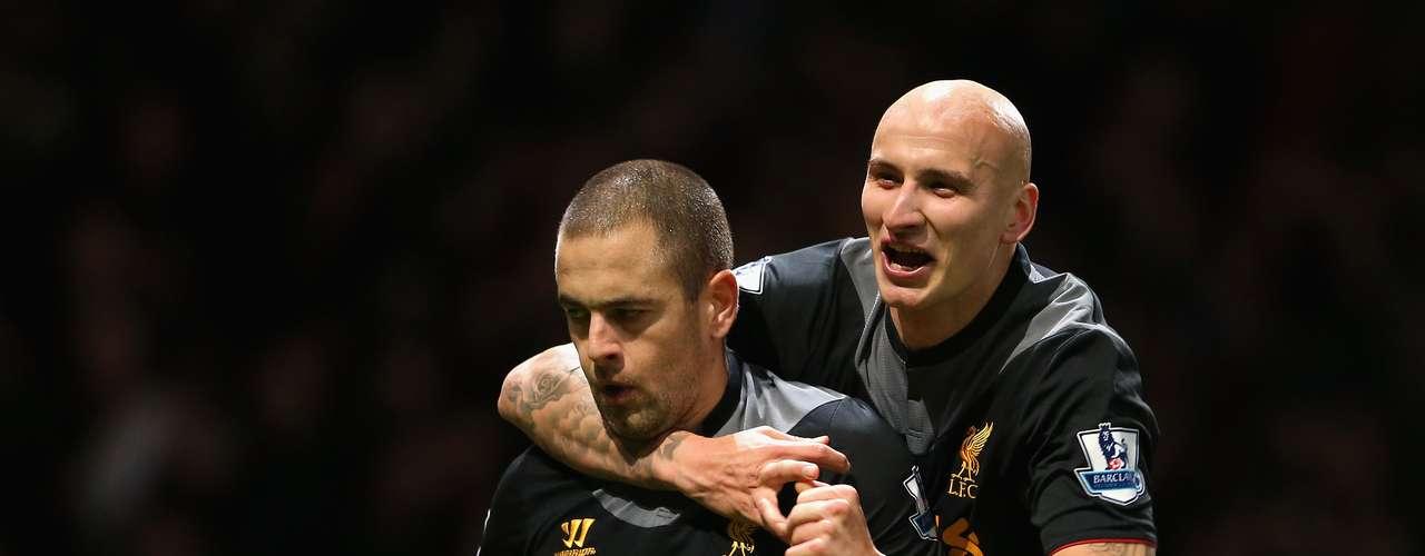 Sábado 15 de diciembre - Liverpool quiere demostrar que va en ascensocuando se mida al Aston Villa en Anfield