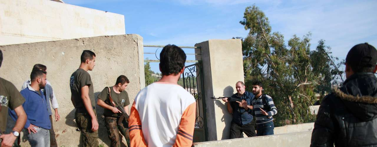 Munar explica que llegó a Siria porque \