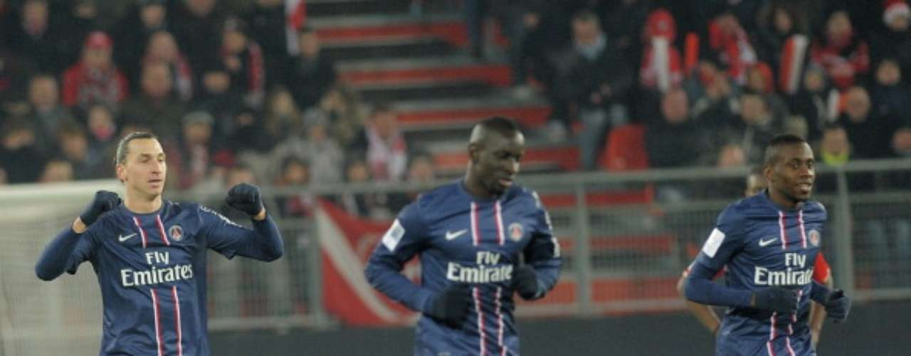 Domingo 16 de diciembre - PSG y Lyon se mide en duelo explosivo en la Liga de Francia en disputa por el liderato