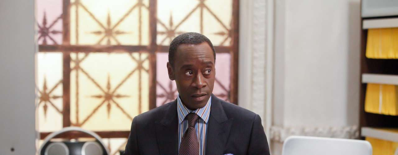 Don Cheadle por House of Lies