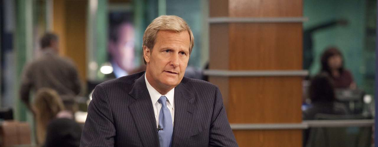 Jeff Daniels - The Newsroom
