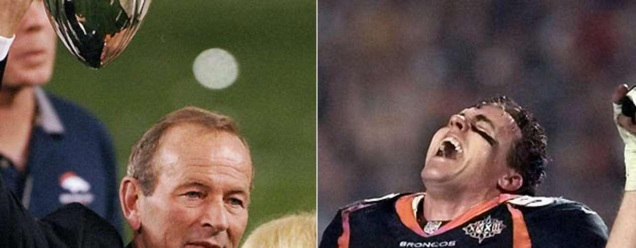 Pat Bowlen ha sido dueño de los Broncos de Denver en los últimos 29 años, lo que ha coincidido con una época de excelencia para la primera franquicia de la AFL: Cuatro apariciones de Super Bowl y dos victorias consecutivas en 1997 y 1998.