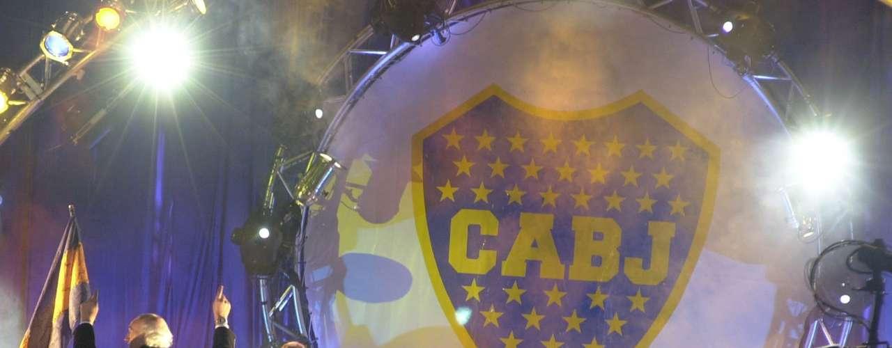 Al regreso a Buenos Aires, Boca preparó una gran celebración en La Bombonera