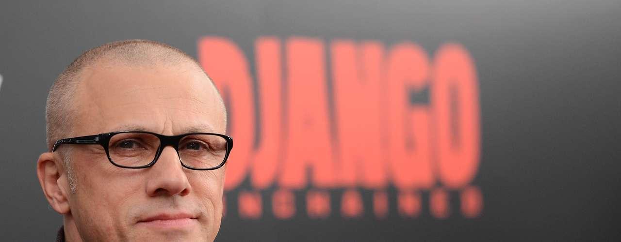 Christoph Waltz quedó nominado a la premiación porDjango Unchained.