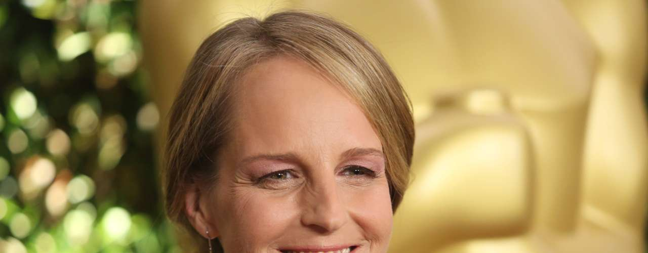Helen Hunt quedó nominada por The Sessions.