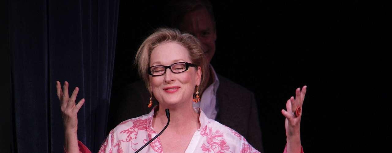 Meryl Streep porHope Springs.