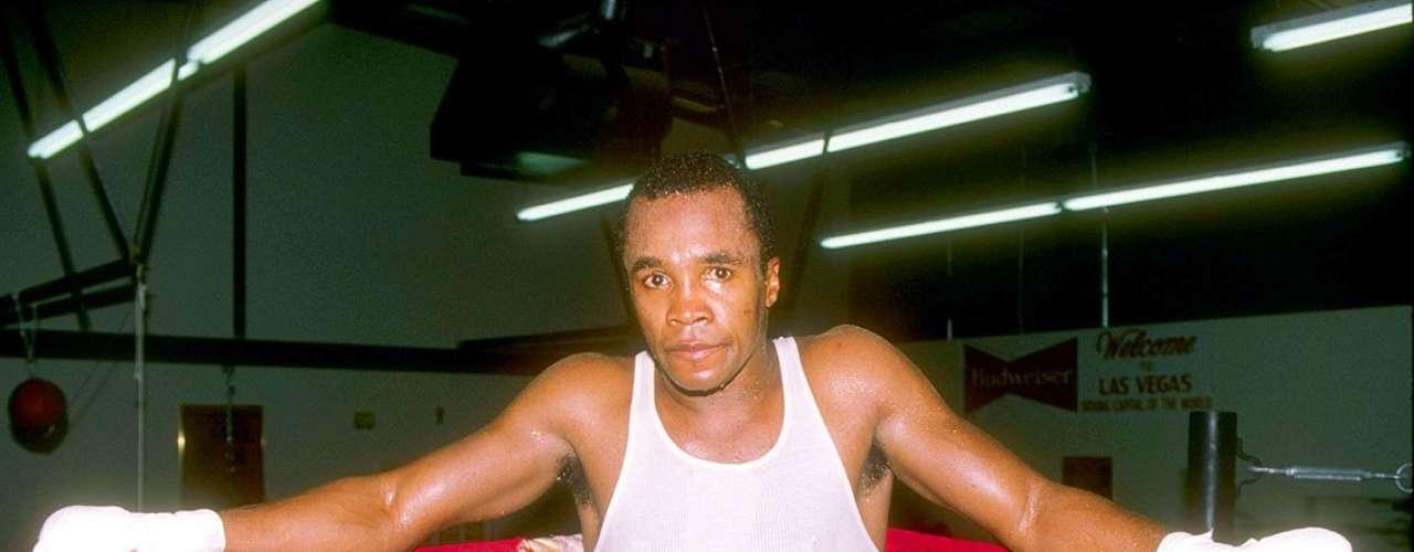 Sugar Ray Leonard; Récord: 36-3-1, 25 KO; Años en activo: 1977-1997; Títulos: Siete campeonatos en cinco divisiones diferentes (CMB Welterweight (2X), AMB Welterweight, AMB Junior Middleweight, CMB Middleweight, CMB Super Middleweight, CMB Light Heavyweight)