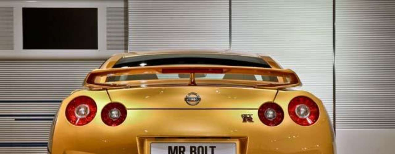 Fotos Nissan GT-R Bolt Gold