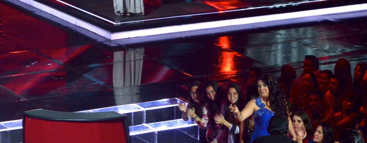 Luz María, pupila del equipo de Jenni Rivera fue la ganadora de la segunda temporada de 'La Voz...México'