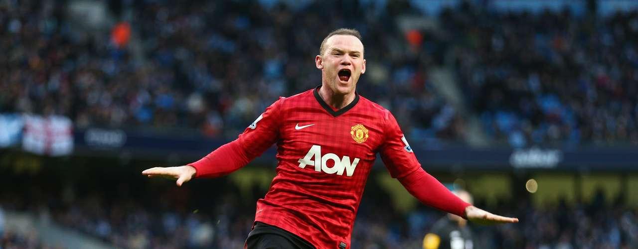 4 - Wayne Rooney / Manchester United (Inglaterra) $18 millones
