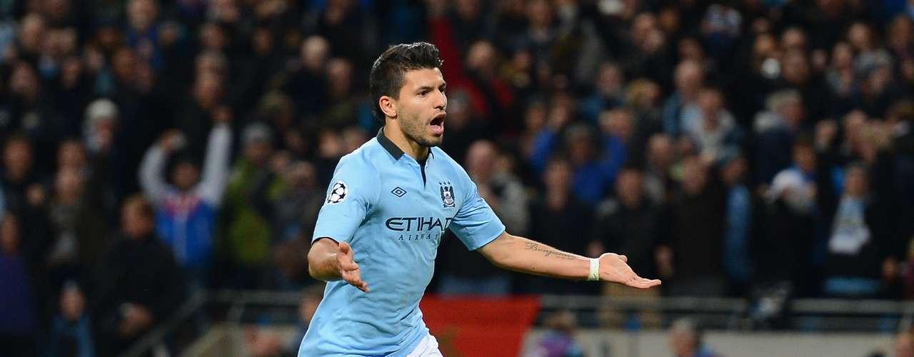6 - Sergio Agüero / Manchester City (Inglaterra) $16,6 millones