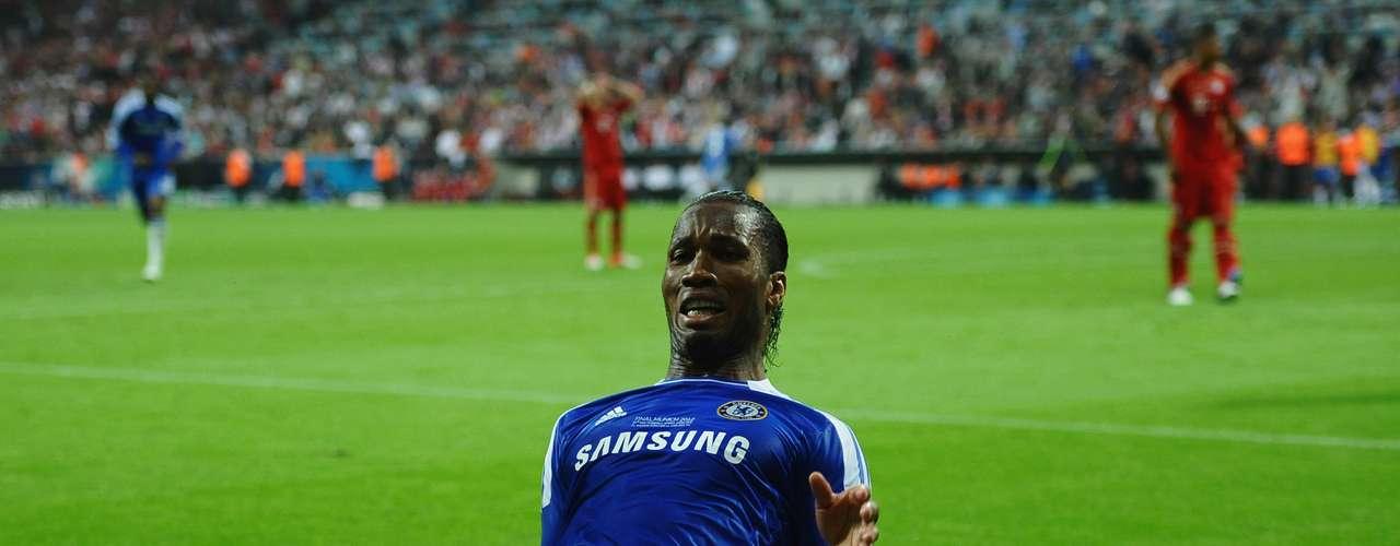 7 - Didier Drogba / Shanghai Shenhua (China) $15,9 millones