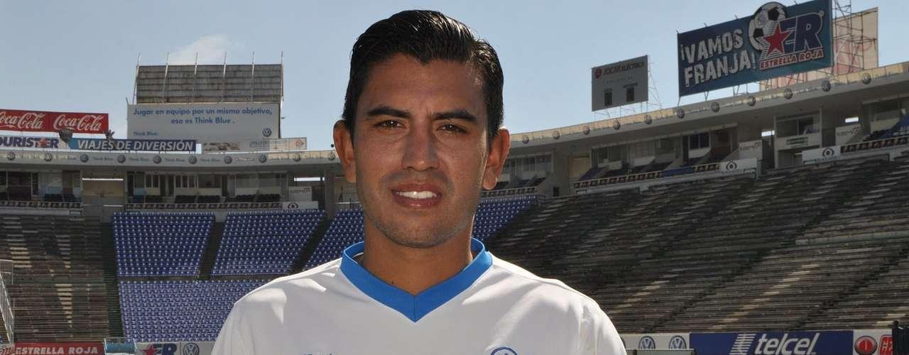 Alberto 'Venado' Medina pasa al Puebla.