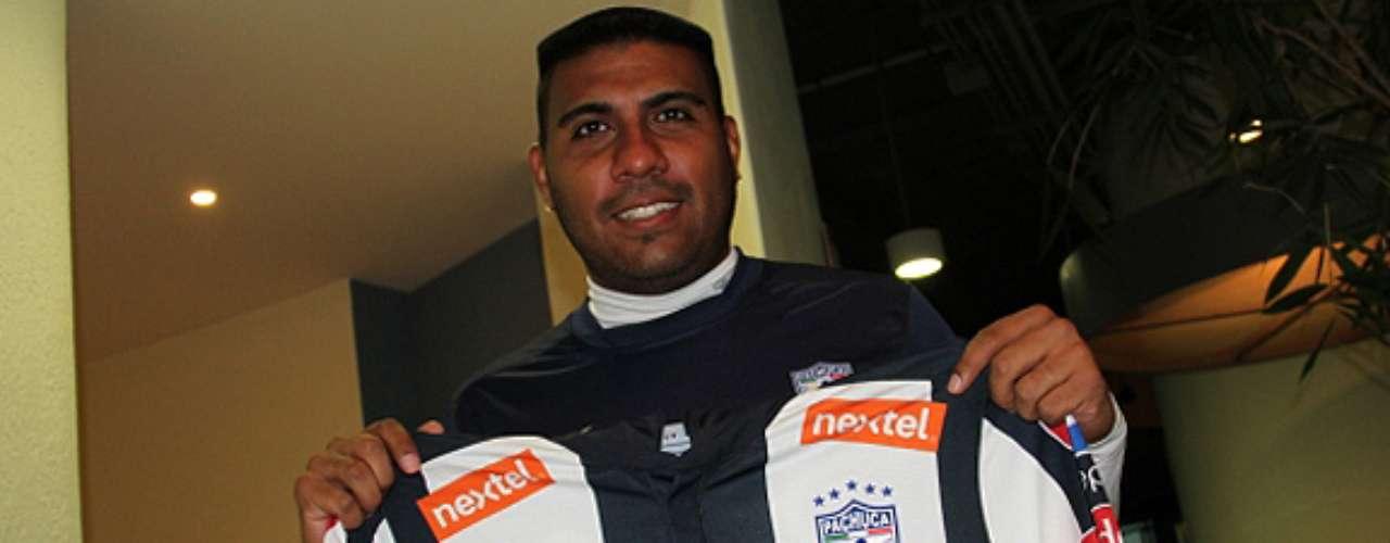 Daniel Ludueña dejó a Santos y recaló en el Pachuca.