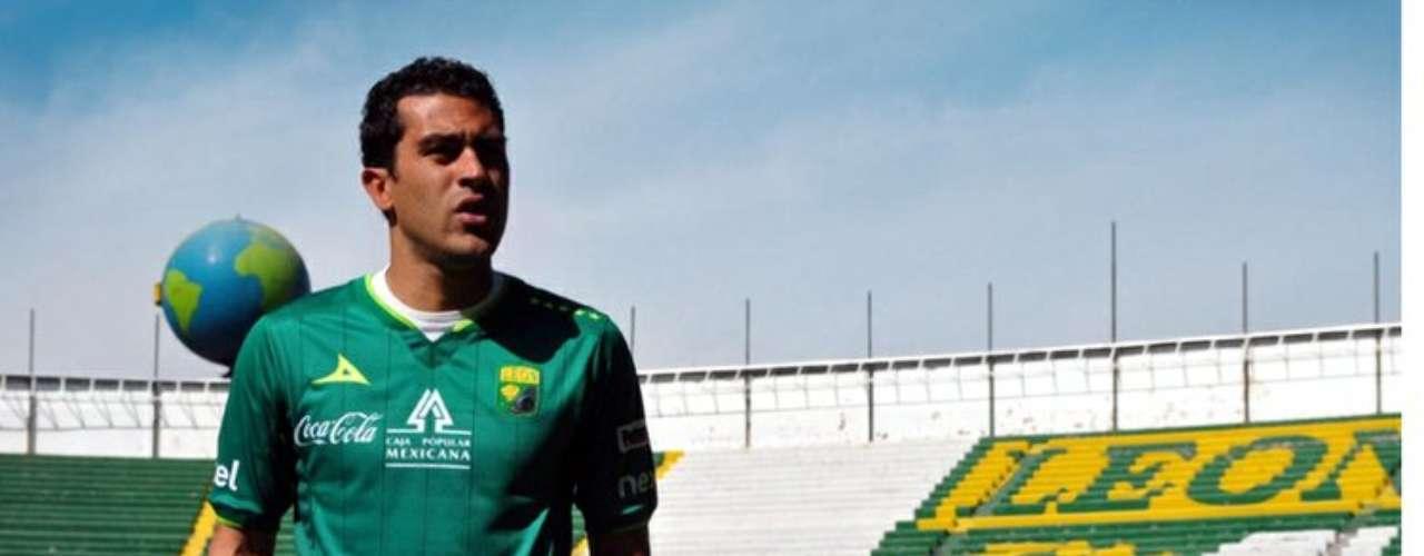 Nery Castillo pasó al León.