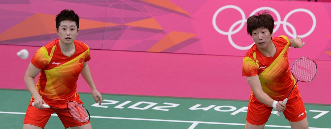 2) DISQUALIFIED FOR WANTING TO LOSE. The International Badminton Federation disqualified eight players accused of losing on purpose to get more favorable results in the elimination rounds of the London Olympic Games. The pairs from China, South Korea and Indonesia were accused of acting in a way \