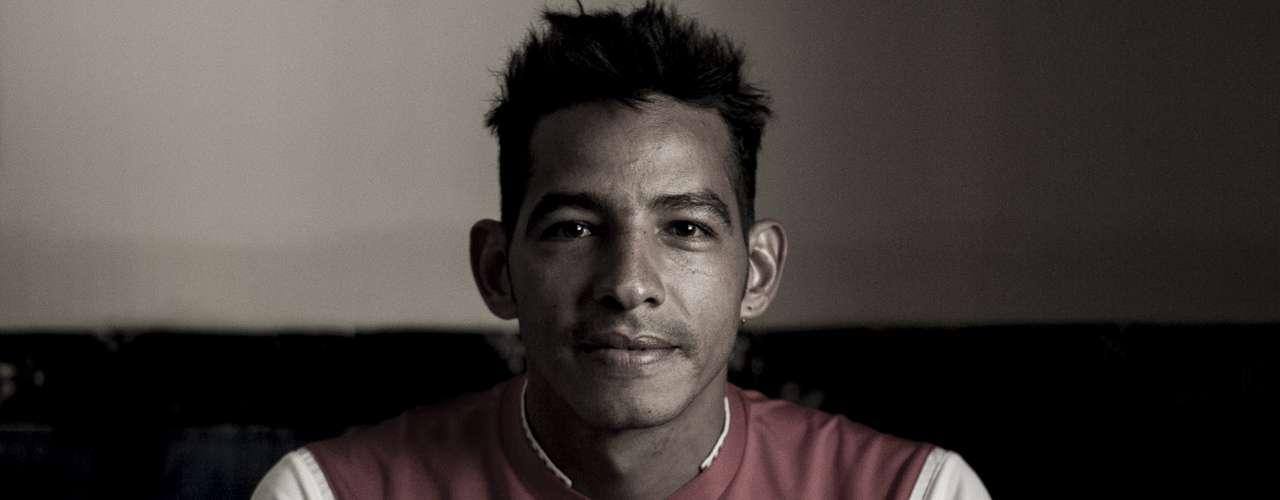 La imagen de Wilder Medina es positiva, sólo espera que el año 2013 empiece para iniciar su pretemporada con Independiente Santa Fe.
