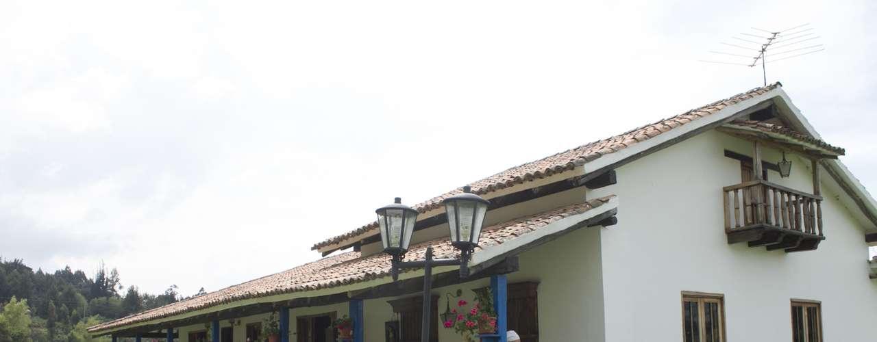 En Subachoque, un municipio cerca a Bogotá, fue el sitio donde estuvo internado Wilder Medina en la primera parte de su proceso de recuperación para salir de las drogas.