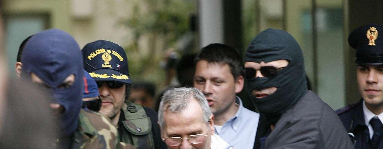 Los medios de comunicación informan este viernes del estado de salud de uno de los más despiadados mafiosos de la historia, para quien su abogada, Rosalba Di Gregorio, ha solicitado que se le deje de aplicar el régimen 41 bis, conocido como de \