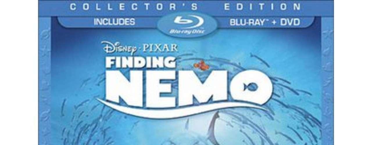 Un clásico del cine para chicos y grandes. 'Finding Nemo' trae tres discos, incluída la versión en español. 24 dólares en Target.