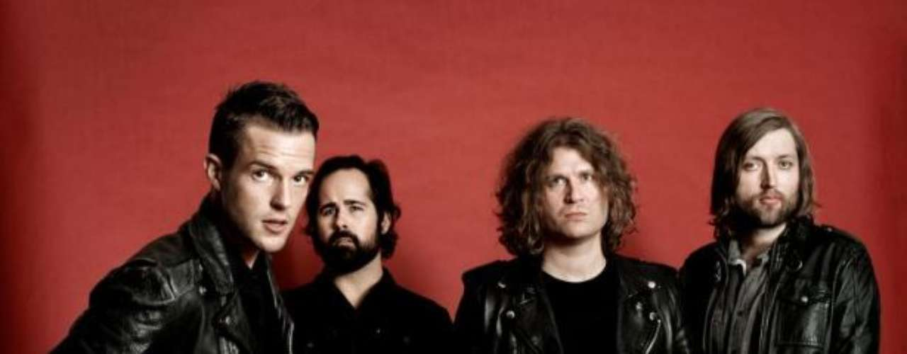 DECEMBER 21 - The Killers will be headlining the 2013 Benicassim festival along with Queens of the Stone Age. Azealia Banks will also appear a the Spanish festival from July 18-21.
