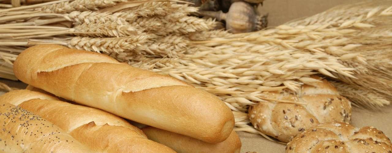 Elige con cuidado el pan, pues las cantidades de grasa varían de acuerdo con el modo de preparación.
