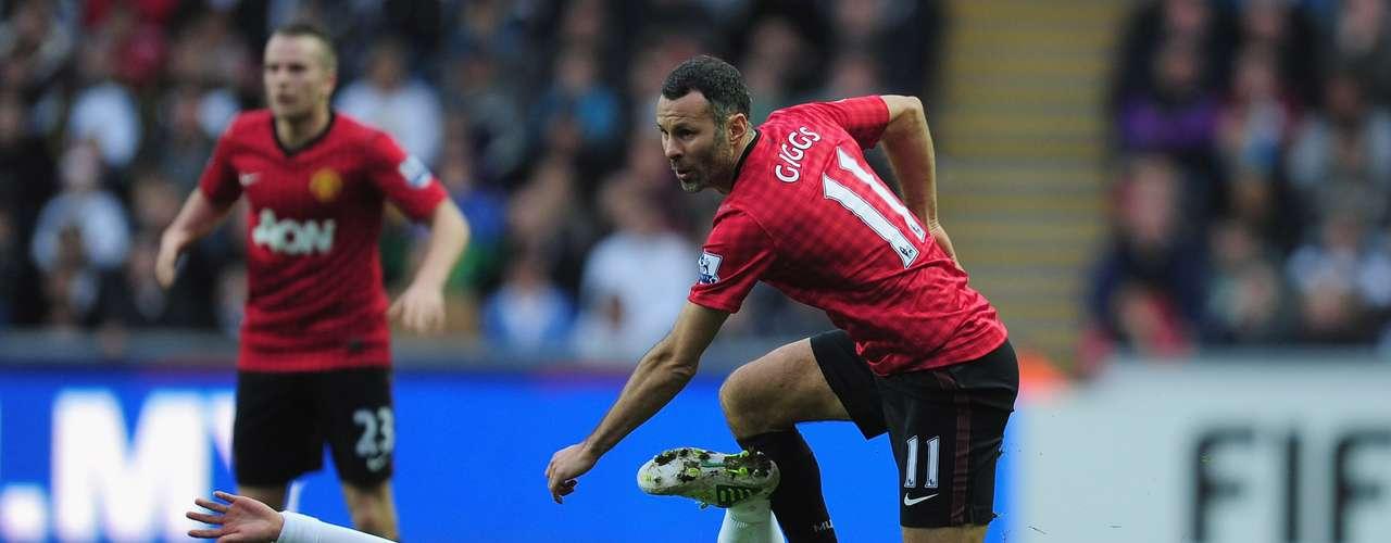 El United no pudo conseguir más goles, a pesar de su poderosa ofensiva.