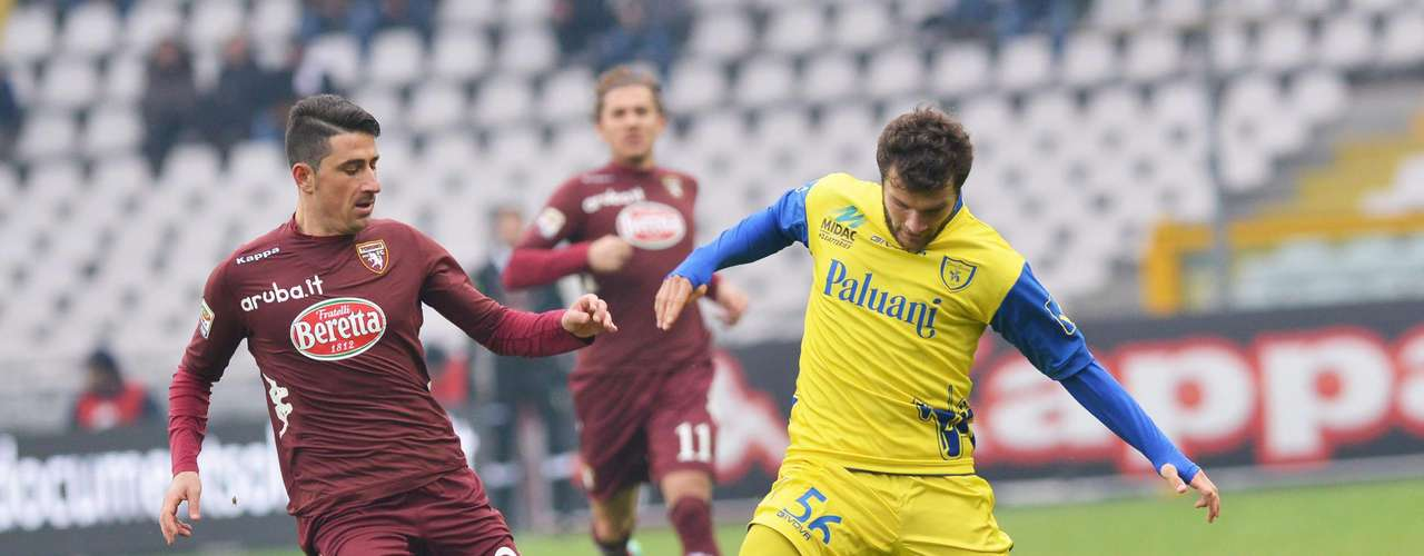 Torino beat Chievo 2-0 in a battle of middle-of-the-table teams.