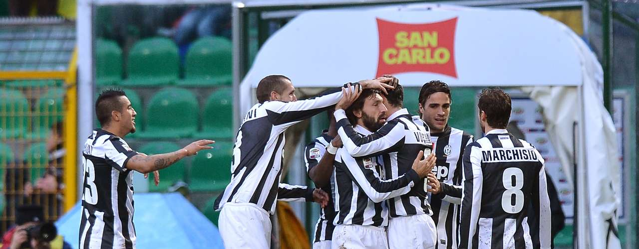Juventus has seperated itself from its opponents in the Italian league with 44 points in 18 matches. The lead is enough for them to claim the winter title.