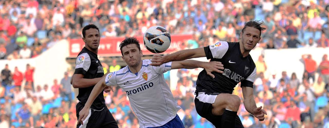 While still struggling with the national team, Helder Postiga has found success in La Liga. He has 8 goals this season with Real Zaragoza.