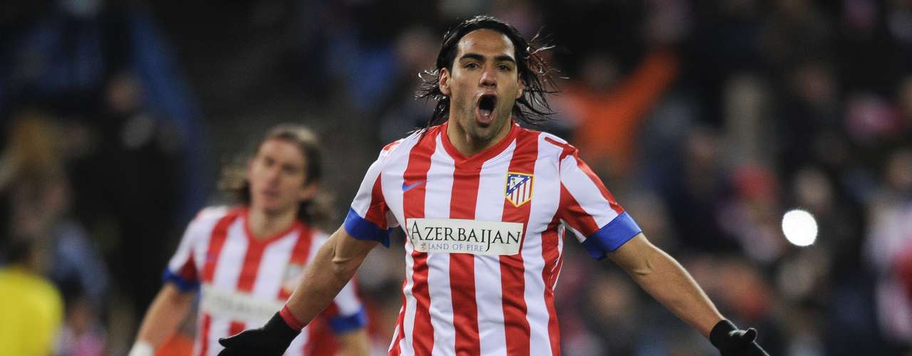 The closest Lionel Messi has to a competitor is the biggest revelation of the year, Colombia's Radamel Falcao, who has 17 goals so far this sesason with Atletico Madrid.