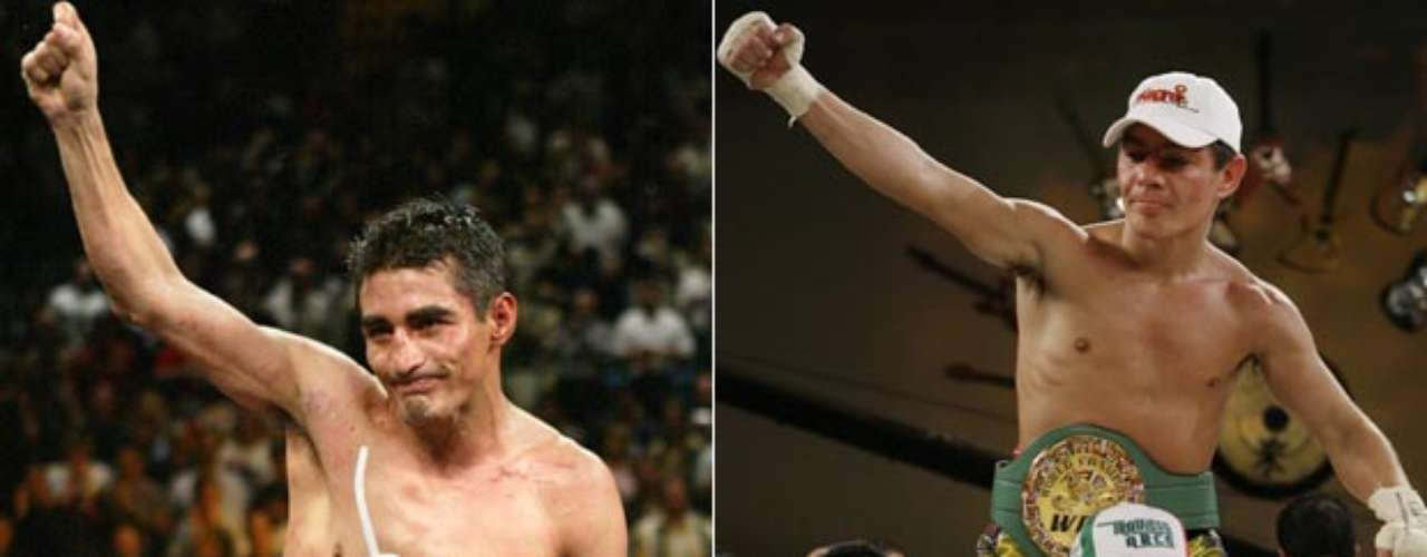 El año que está por despedirse marcó el retiro de los legendarios boxeadores mexicanos Érik \
