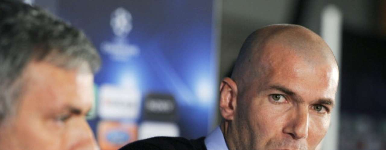 Zinedine Zidane, leyenda del club \