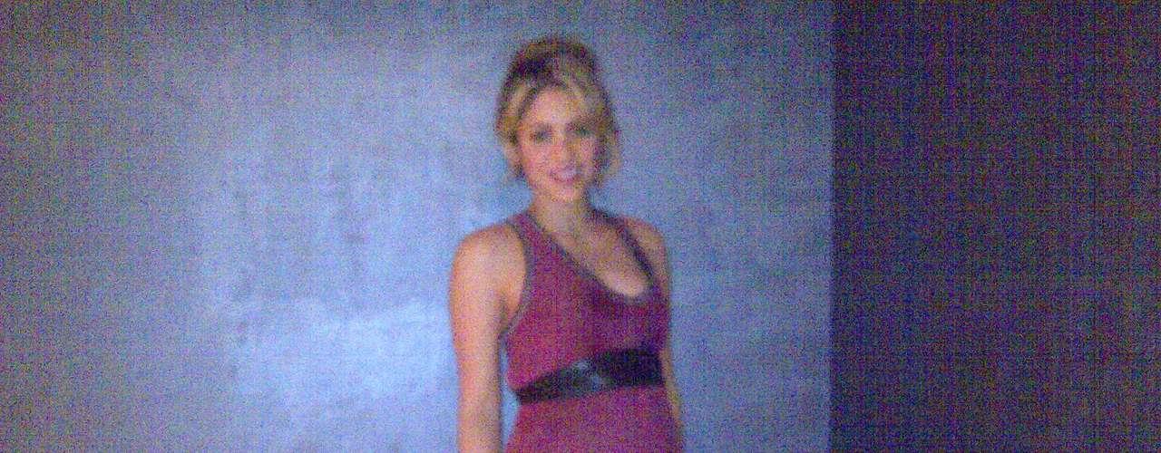 Shakira se convertirá en madre este próximo mes de febrero. A pesar de la broma de Piqué, parece que el bebé de la colombiana todavía tardará un poco más en llegar al mundo.