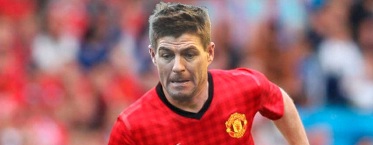 Ver a Steven Gerrard como jugador de Manchester United es tan irreal como pensar en los Beattles sin John Lennon