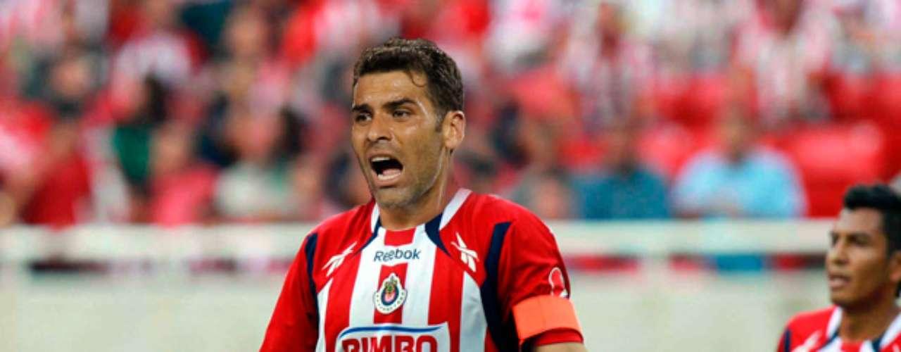 Ni en sus peores pesadillas Rafael Márquez se soñaría como jugador de Guadalajara