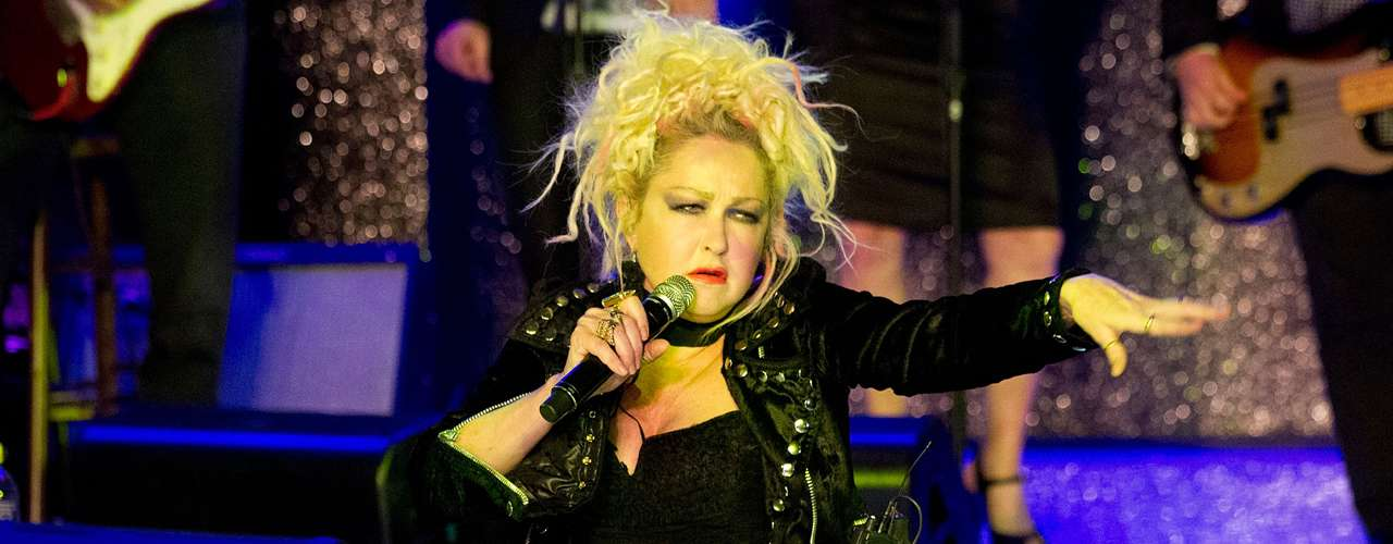 80's pop hit maker Cyndi Lauper individuality has appealed to the gay community for years. The \