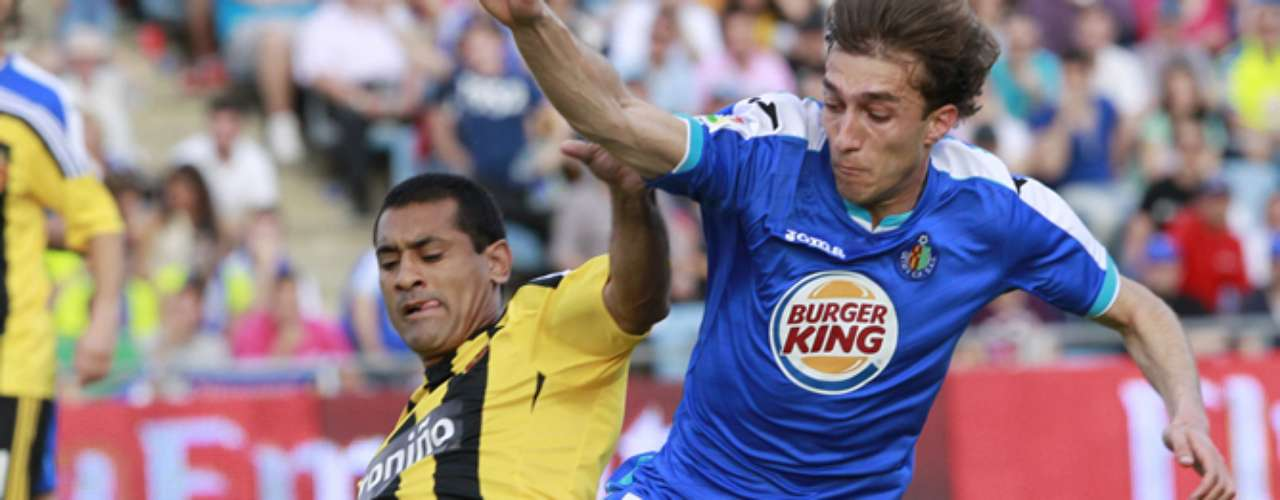 Última jornada de liga 2011-2012. Getafe-Zaragoza  (0-2). EL COLISEUM SE CONVIRTIÓ EN LA ROMAREDA