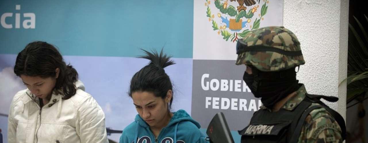Del 1 de enero al 30 de noviembre de este año fueron capturadas 9.516 personas en el marco de las operaciones contra la delincuencia organizada en las diversas entidades federativas del país.