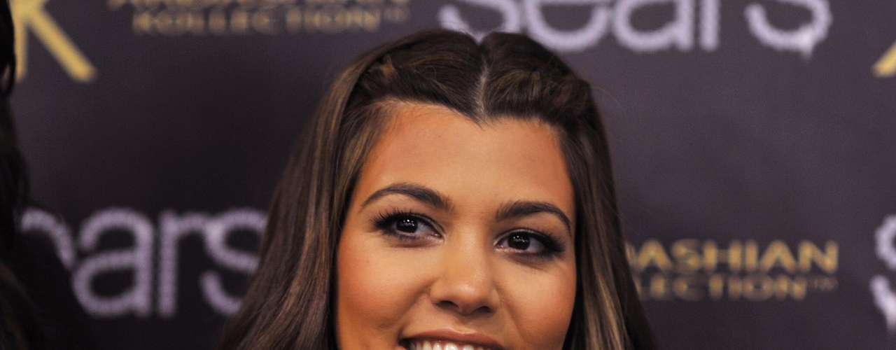 La hermana mayor, Kourtney Kardashian, dijo, \