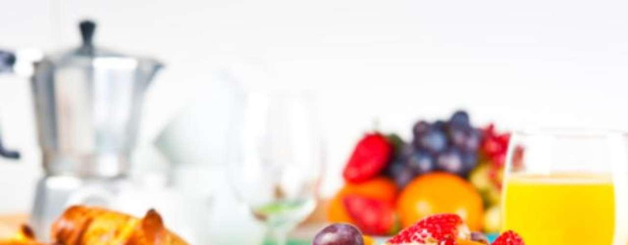 Nunca hay que omitir los desayunos, aunque el tiempo esté justo es muy importante nutrirse bien.