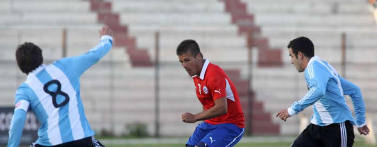 9 DE ENERO: La Roja de Mario Salas debuta en el Sudamericano Sub 20 ante Argentina a las 19:45 horas.