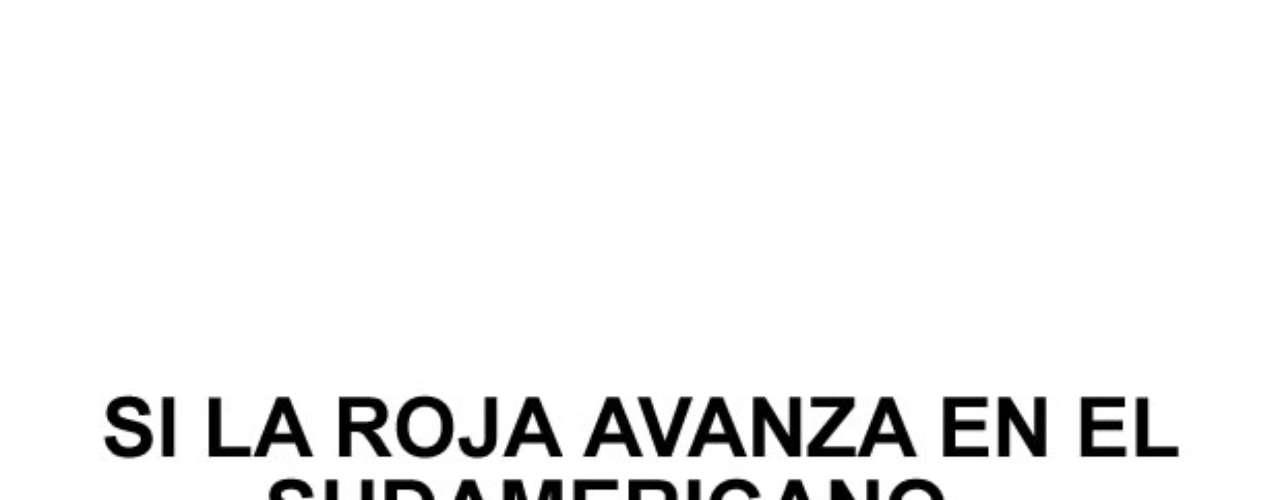 Las siguientes fechas dependerán si la Roja Sub 20 logra quedar entre los tres primeros lugares del Grupo A del Sudamericano y así avanzar al hexagonal final.