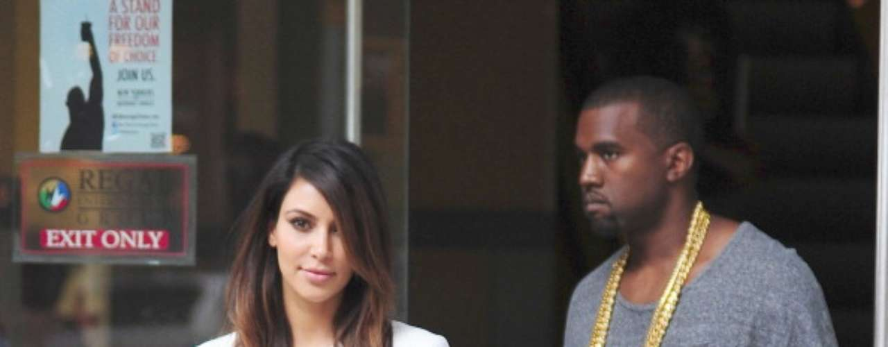 Kanye usually has accessories that look might expensive.
