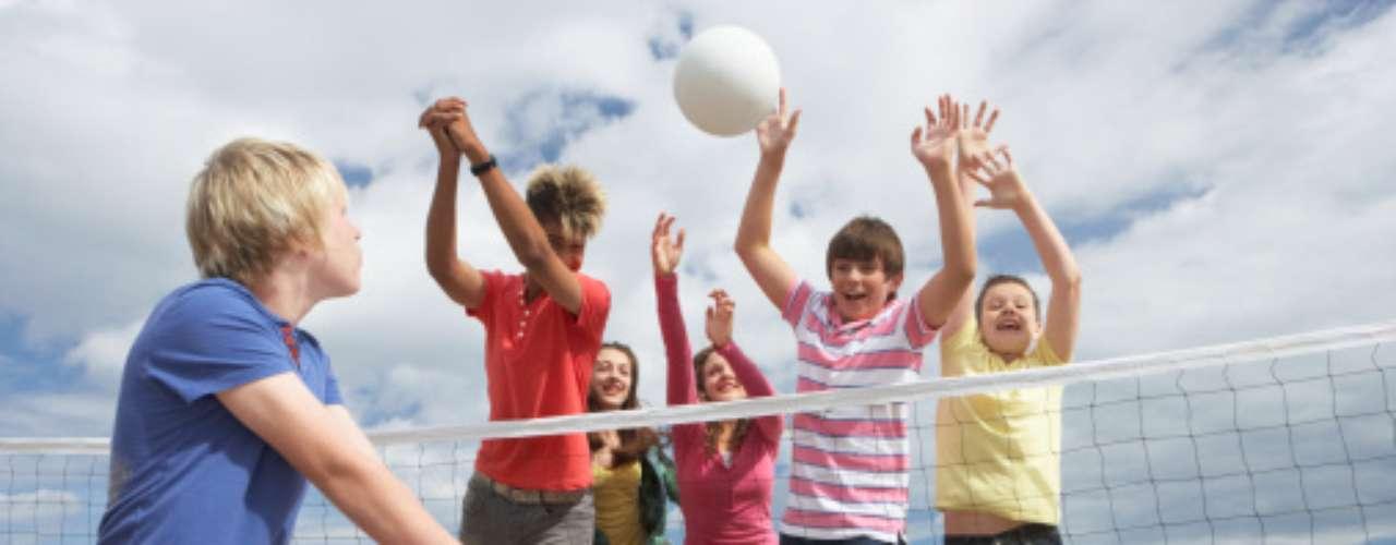 ADOLESCENTES: Hacer actividad física en forma regular y la alimentación