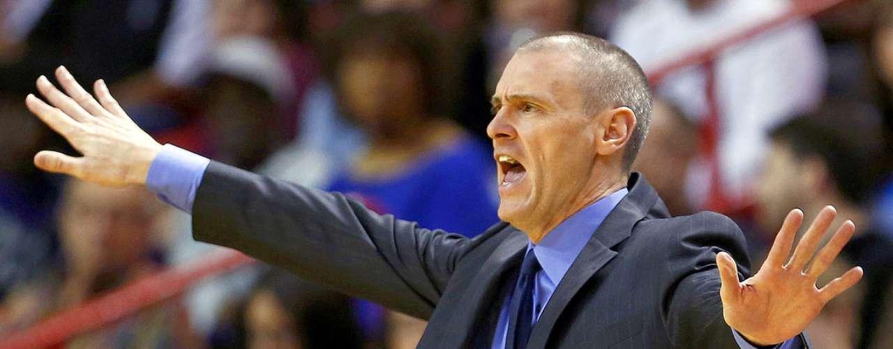 Mavericks vs. Heat: El head coach Rick Carlisle protesta una falta marcada contra los jugadores de Dallas.