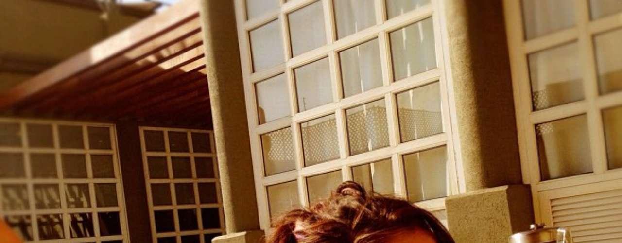 Selena Gomez impactó con esta foto que subió a su Twitter.