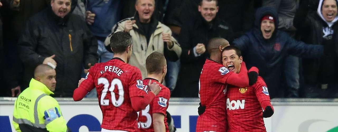 Sábado 5 de enero - Manchester United se mete al campo del West Ham enun choque más de la Copa FA